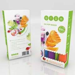 Hire Ryan Roberts - Portfolio - BLUN Ice Pop maker