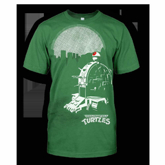 Hire Grant Darrah - Portfolio - TMNT Threadless Shirt