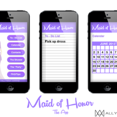 Hire Allyssa Marae - Portfolio - Mobile Application UI Design