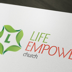 Hire Daniel Chi - Portfolio - life empowered church branding