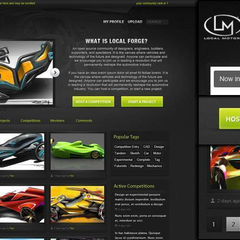 Hire Ziv Peter Zakor - Portfolio - Local Motors Inc.