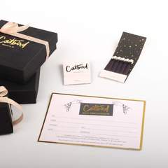 Hire Elizabeth Lapinsky - Portfolio - Packaging & Collateral
