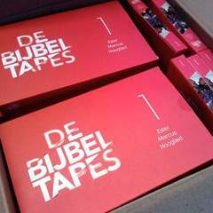 Hire Jun-Yi Lee - Portfolio - De Bijbel Tapes