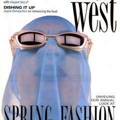 Hire Tracy Cox - Portfolio - West Magazine / Spring Fashion