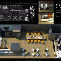 Hire Aiza Monteagudo - Portfolio - Commercial Coffee Shop