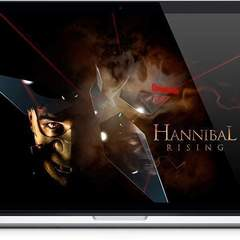 Hire Melvin Rivera - Portfolio - Hannibal website