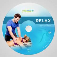 Hire Malik Smith - Portfolio - Massage 360 DVD Art (Concept)  1 or 3