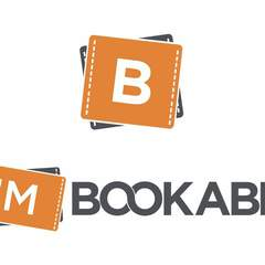 Hire Bob Orchard - Portfolio - I'm Bookable Logo Design