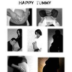 Hire Yssa Olivencia V - Portfolio - Happy Tummy