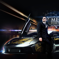 Hire Chris Marsh - Portfolio - Mega Fortune Jackpot Promotion