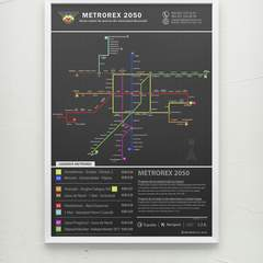 Hire Roberth Coman - Portfolio - Bucharest Subway Map