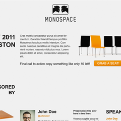 Hire Jose Enrique Gonzalez Modecir - Portfolio - Monospace Conference Website