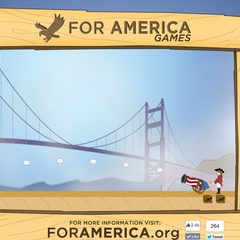 Hire Charles Zhang - Portfolio - Angry Voters HTML5 Game