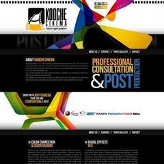 Hire Emad Navy - Portfolio - Kooche Cinema - Post Production