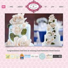 Hire Wai Man Wong - Portfolio - Wild Orchid Baking Website