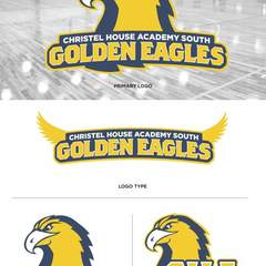 Hire Elyse Myers - Portfolio - Golden Eagles Logo