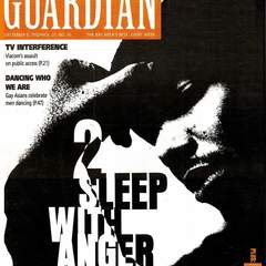 Hire Tracy Cox - Portfolio - San Francisco Bay Guardian / Sleep with Anger