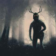 Hire Wojciech Welc - Portfolio - Creatures of the forest