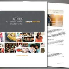 Hire Andrea Paulus - Portfolio - Brochure for Amazon Webstore