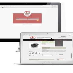 Hire Rudy Jessop - Portfolio - DTN Electronics Website Design and Development