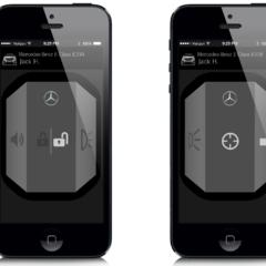 Hire Robert D. Karns - Portfolio - Keyless Car App