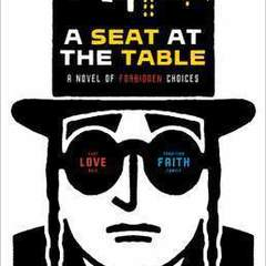 "Hire Stewart Williams - Portfolio - ""A Seat At The Table"" Book Cover"
