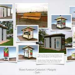 Hire Sertac Mustafaoglu - Portfolio - Street / Urban Furniture Collection - Delhi, India