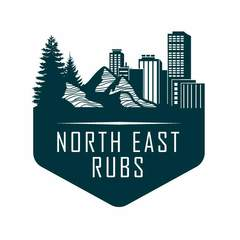 Hire Joshua Menas - Portfolio - North East Rubs Logo