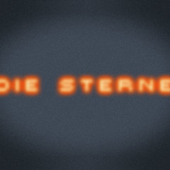 Hire Sebastian Hartmann - Portfolio - Logo for german band Die Sterne