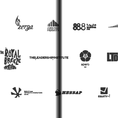 Hire Harry Weber - Portfolio - Logo work