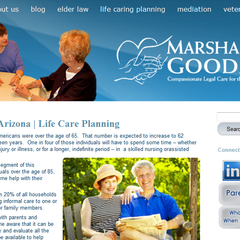 Hire Adrianna Shannon - Portfolio - Elder Law Arizona