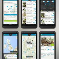 Hire rit sriv - Portfolio - Android app design for for a short term renting