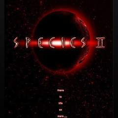 Hire Melvin Rivera - Portfolio - Species II theatrical keyart poster
