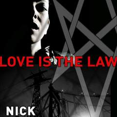 Hire Brian Boucher - Portfolio - LOVE IS THE LAW by Nick Mamatas
