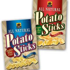 Hire Marcie Salit - Portfolio - Potato Sticks