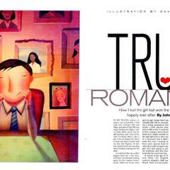 Hire Tracy Cox - Portfolio - SV Magazine / True Romance