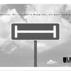 Hire David Ayscue III - Portfolio - United Bank congratulates hospital