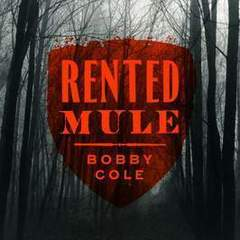 "Hire Stewart Williams - Portfolio - ""Rented Mule"" Book Cover"