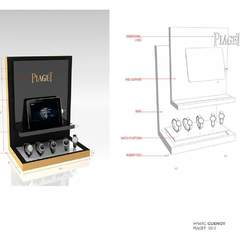 Hire Marc Cuenot - Portfolio - Piaget window