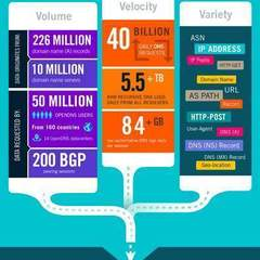 Hire Maryam Kazerooni - Portfolio - Big data infographic