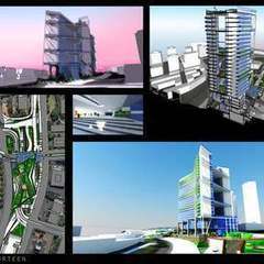 Hire Andre Newman - Portfolio - BookPark Residential Tower