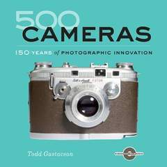 "Hire Stewart Williams - Portfolio - ""500 Cameras"" Book Cover"