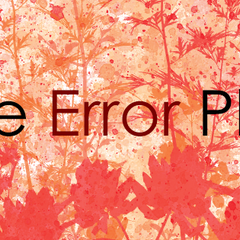 Hire Felipe Fortes - Portfolio - The Error Plot