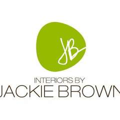 Hire Alison McDonnell - Portfolio - Interiors By Jackie Brown Logo