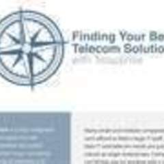 Hire Caitlin Moriarity - Portfolio - Finding Your Best Telecom Solution