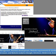 Hire Rae-Ann Ruszkowski  - Portfolio - Professional Website Projects