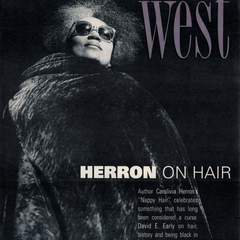 Hire Tracy Cox - Portfolio - West Magazine / Hair