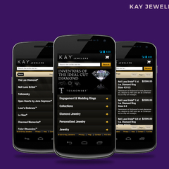 Hire Joshua Butner - Portfolio - (Old Work) Kay Jewelers