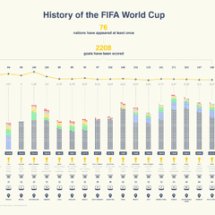 Hire Jacopo Ferretti - Portfolio - FIFA World Cup Infographic