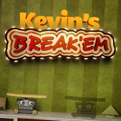 Hire Silviu Petrescu - Portfolio - Kevin's BREAK'EM - Mobile Game